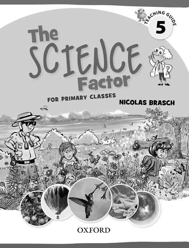 Oxford The Science Factor Book 5