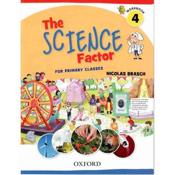 Oxford The Science Factor Workbook 4
