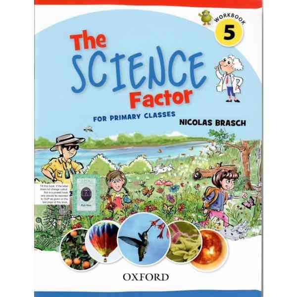 Oxford The Science Factor Workbook 5