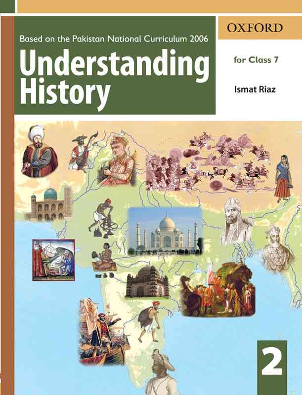 Oxford Understanding History 2 For Class 7