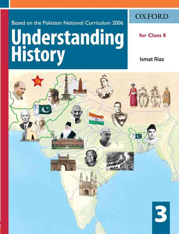 Oxford Understanding History 3 For Class 8