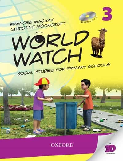 Oxford World Watch Book 3