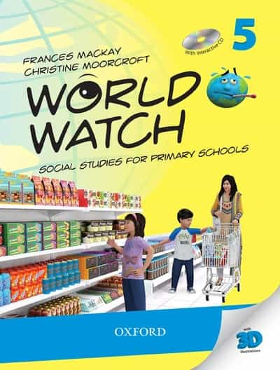 Oxford World Watch Book 5