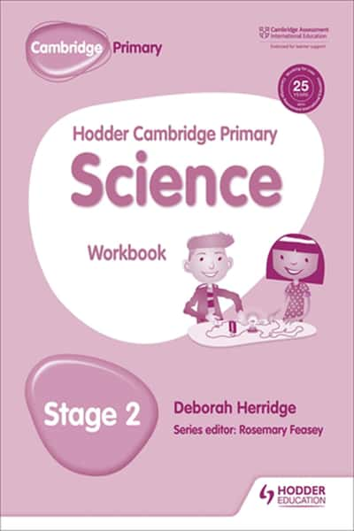 PRIMARY SCIENCE WORK BOOK STAGE 2