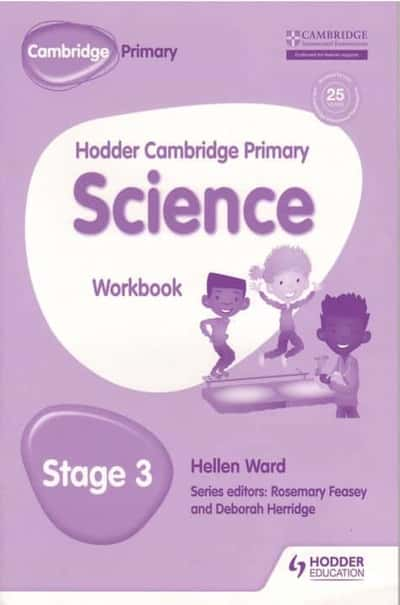 PRIMARY SCIENCE WORK