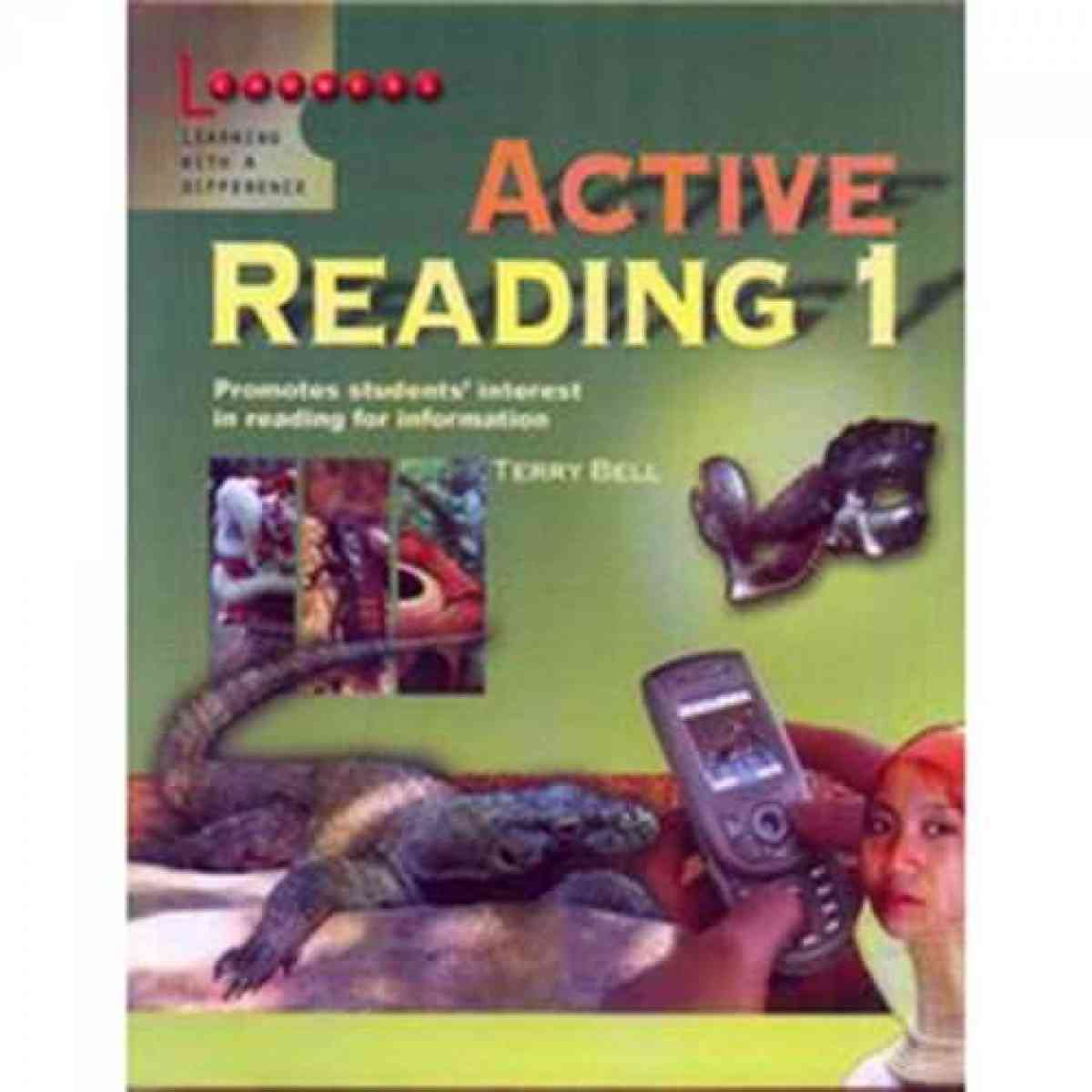 Paramount Active Reading: Book 1