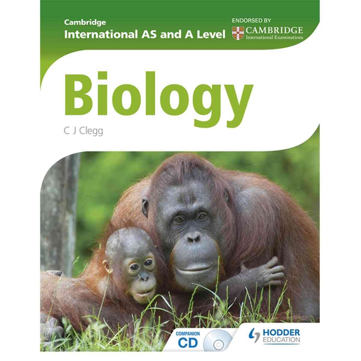 Paramount CAMBRIDGE INTERNATIONAL AS AND A LEVEL BIOLOGY WITH CD pb 2014