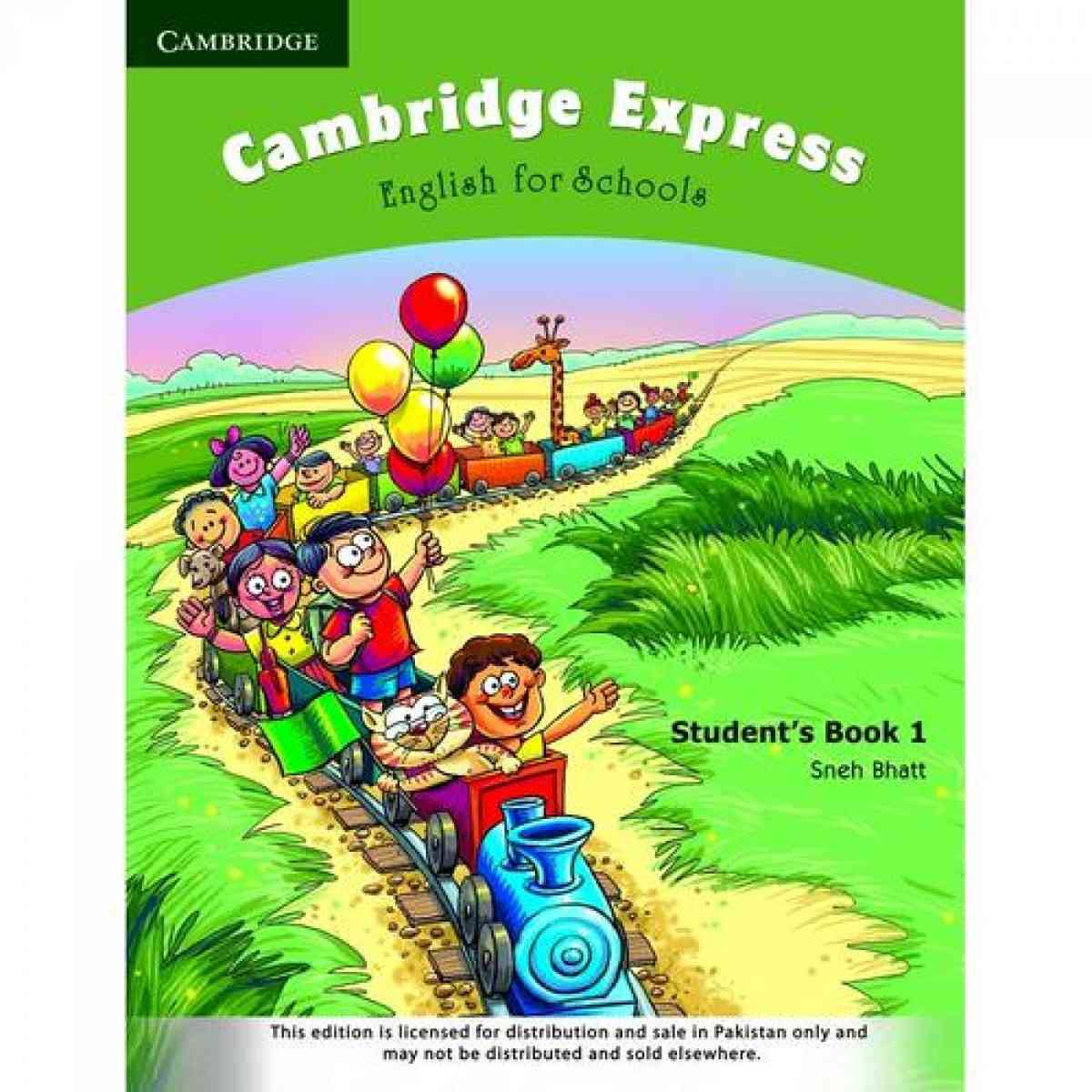 Paramount Cambridge Express: English For Schools StudentS Book 1