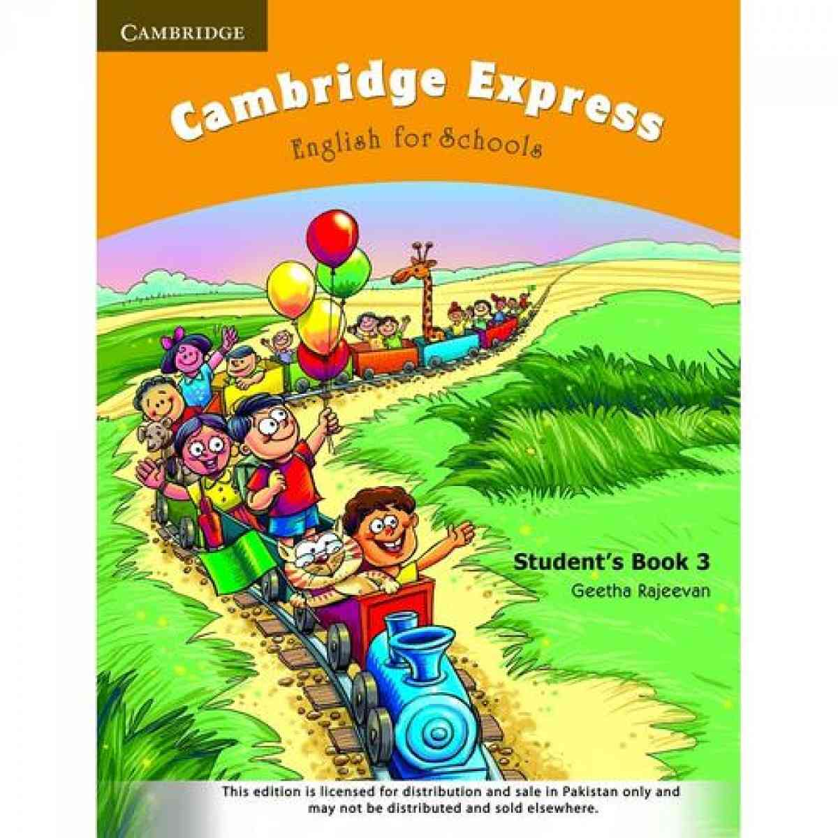 Paramount Cambridge Express: English For Schools StudentS Book 3
