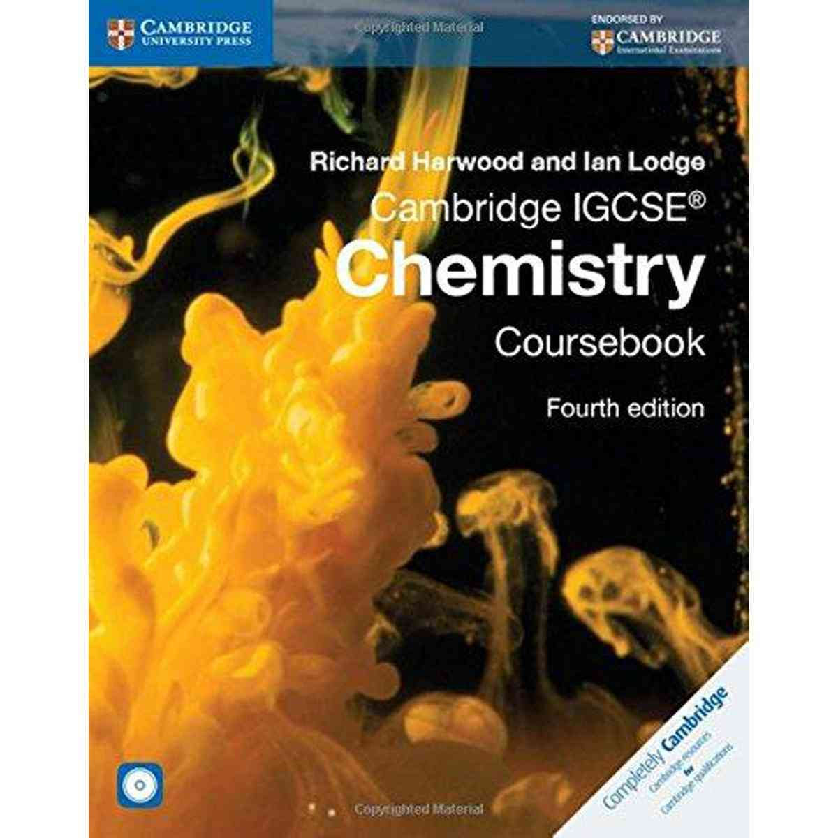 Paramount Cambridge IGCSE® Chemistry Coursebook With CD ROM4ePb2014 By Harwood