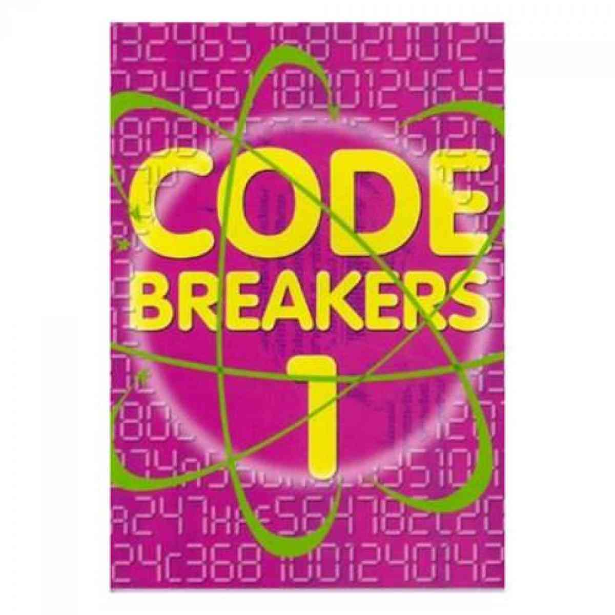 Paramount Code Breakers Book 4 Titles