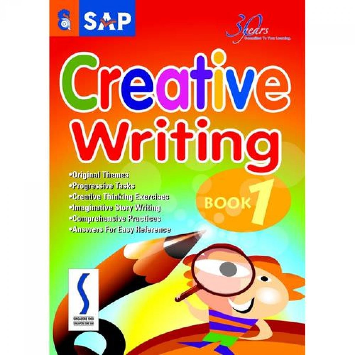 Paramount Creative Writing: Book 1
