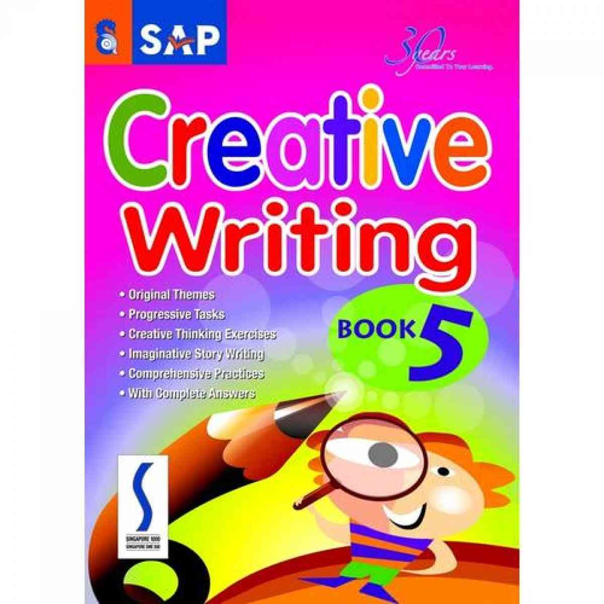 Paramount Creative Writing: Book 5