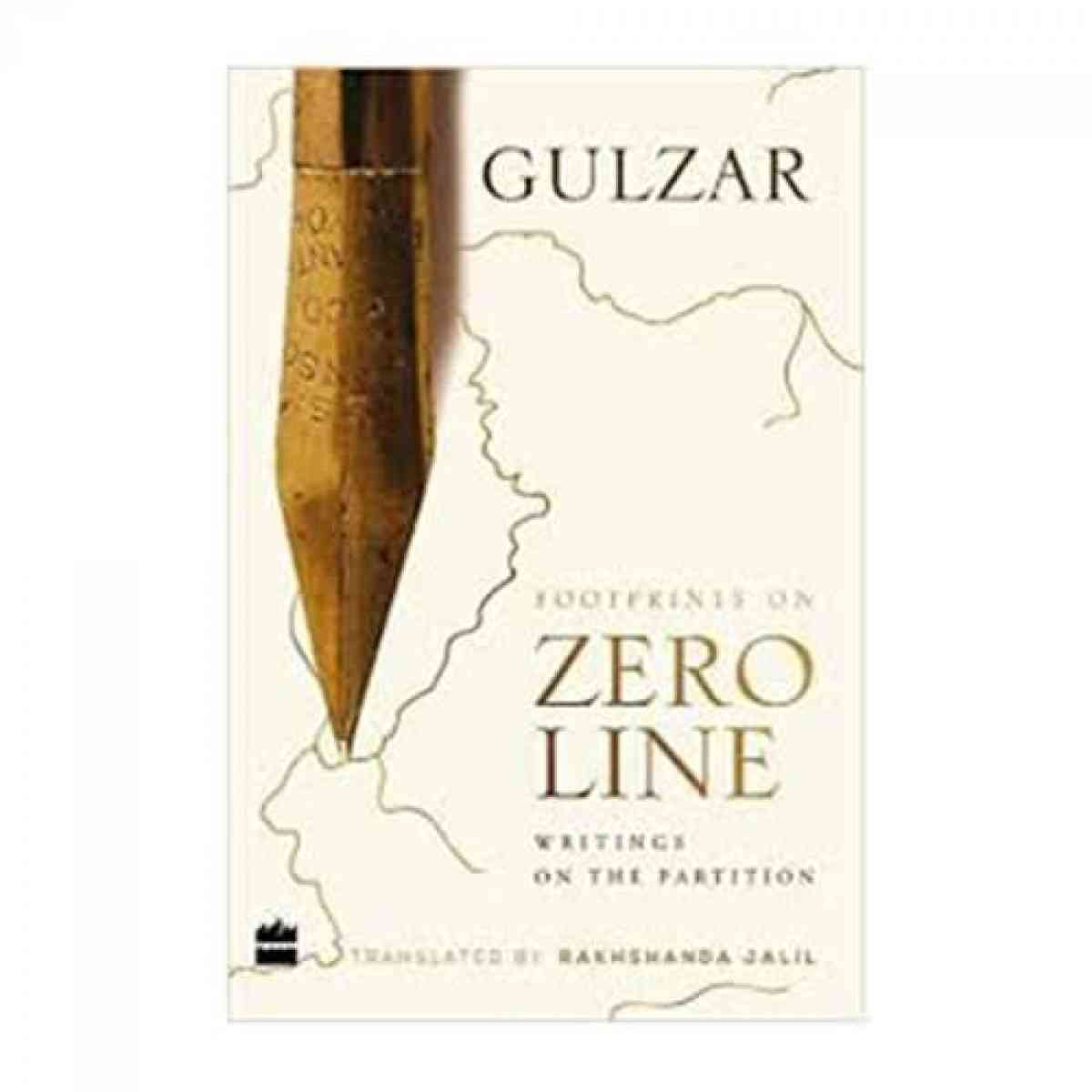 Paramount Footprints On Zero Line: Writings On The Partition