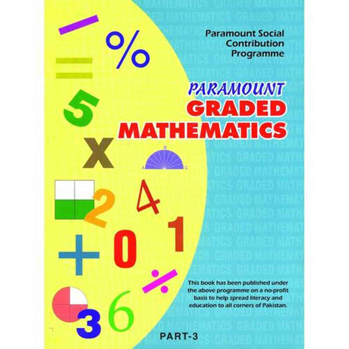 Paramount Graded Mathematics: Social Contribution Programme Part 3