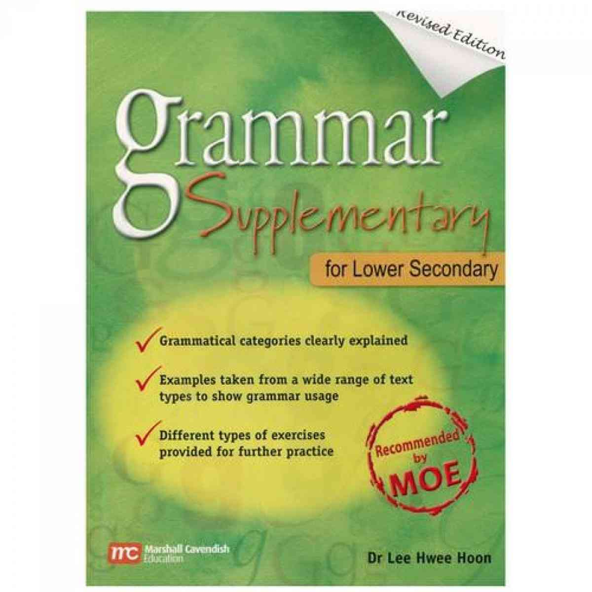 Paramount Grammar Supplementary For Lower Secondary Revised Edition