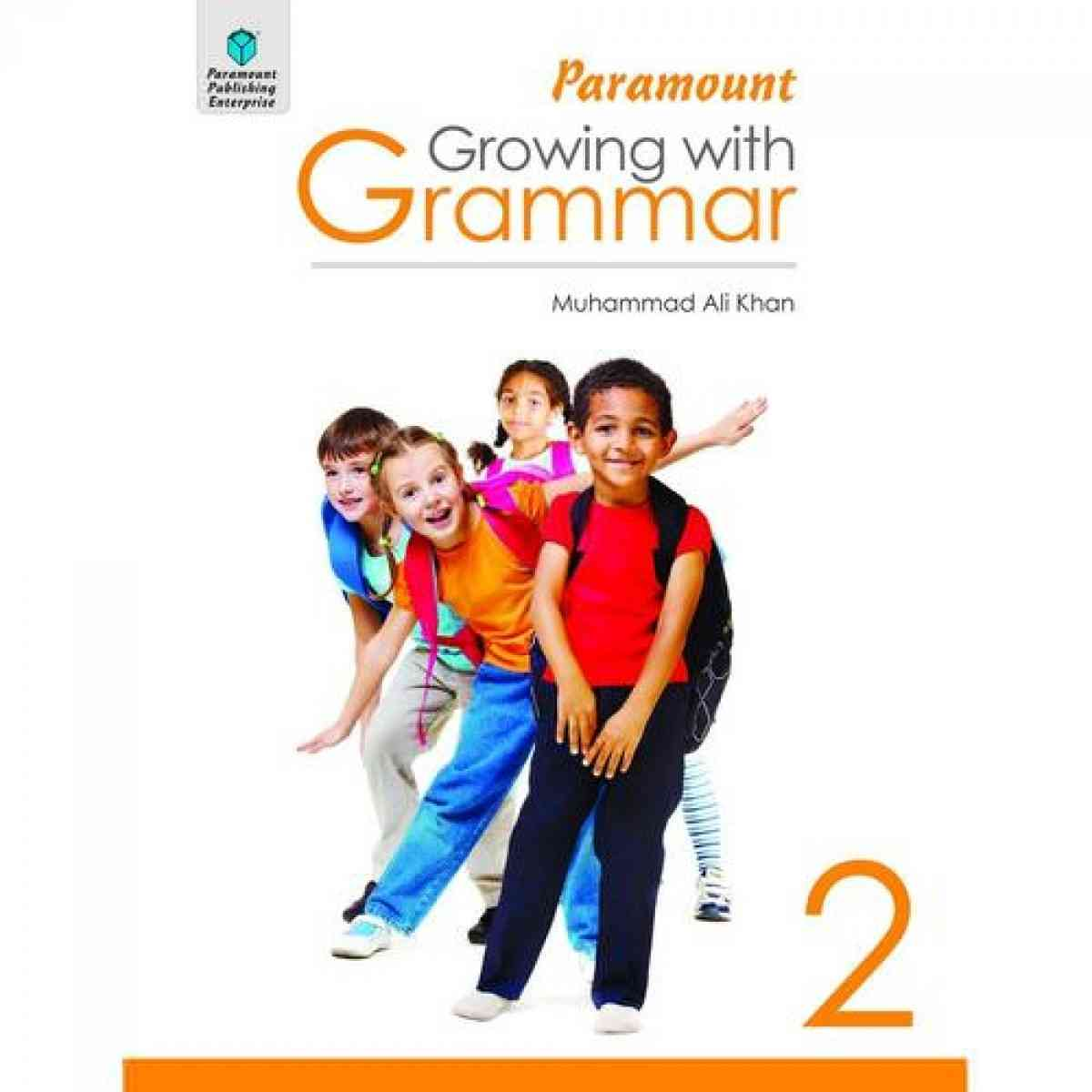 Paramount Growing Grammar 2