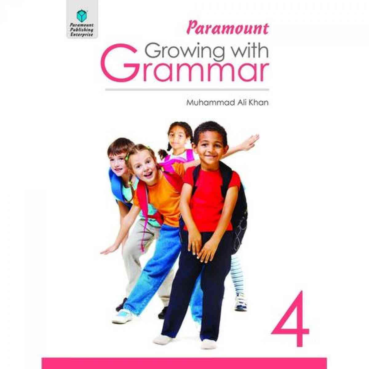 Paramount Growing Grammar 4