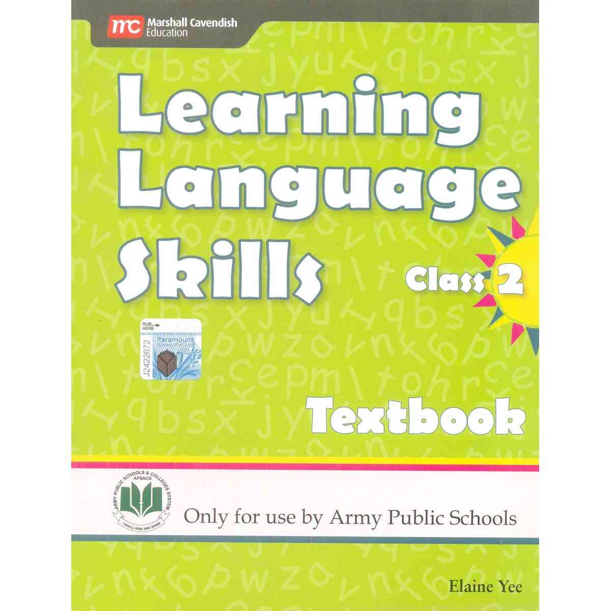 Paramount Learning Language Skills Text Book 2