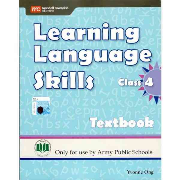 Paramount Learning Language Skills Text Book 4