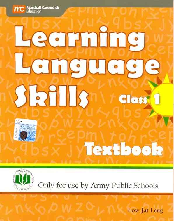 Paramount Learning Language Skills Text Book I