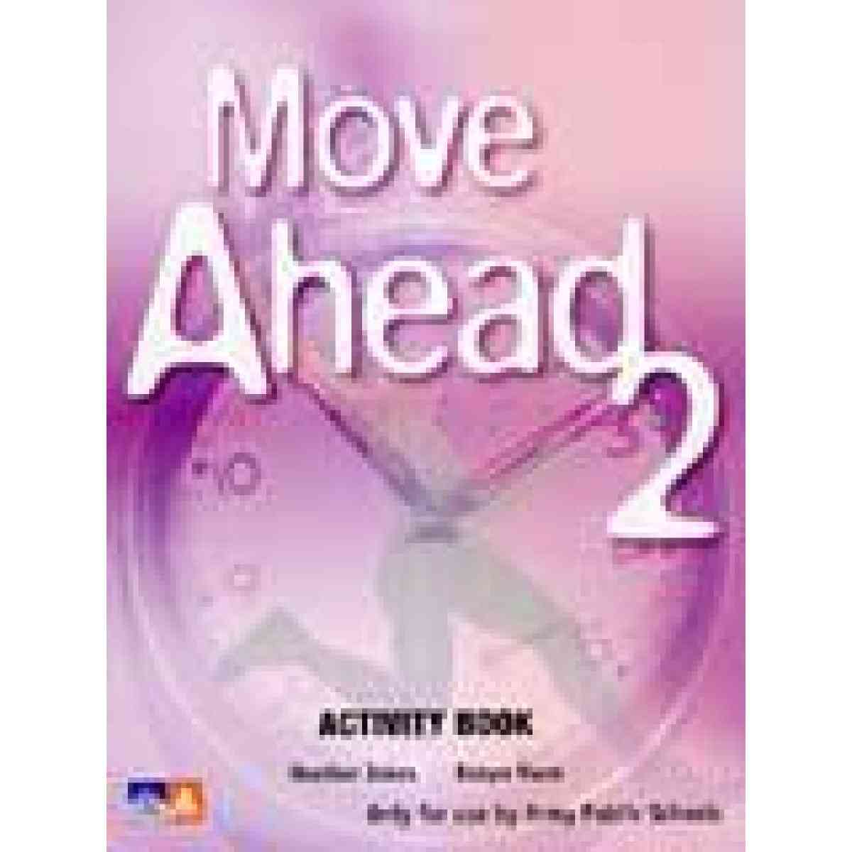 Paramount Move Ahead 2 Activity Book