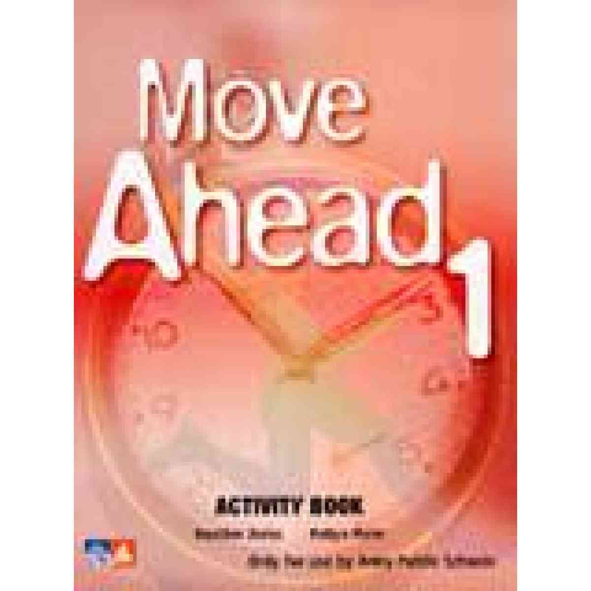 Paramount Move Ahead Activity Book 1