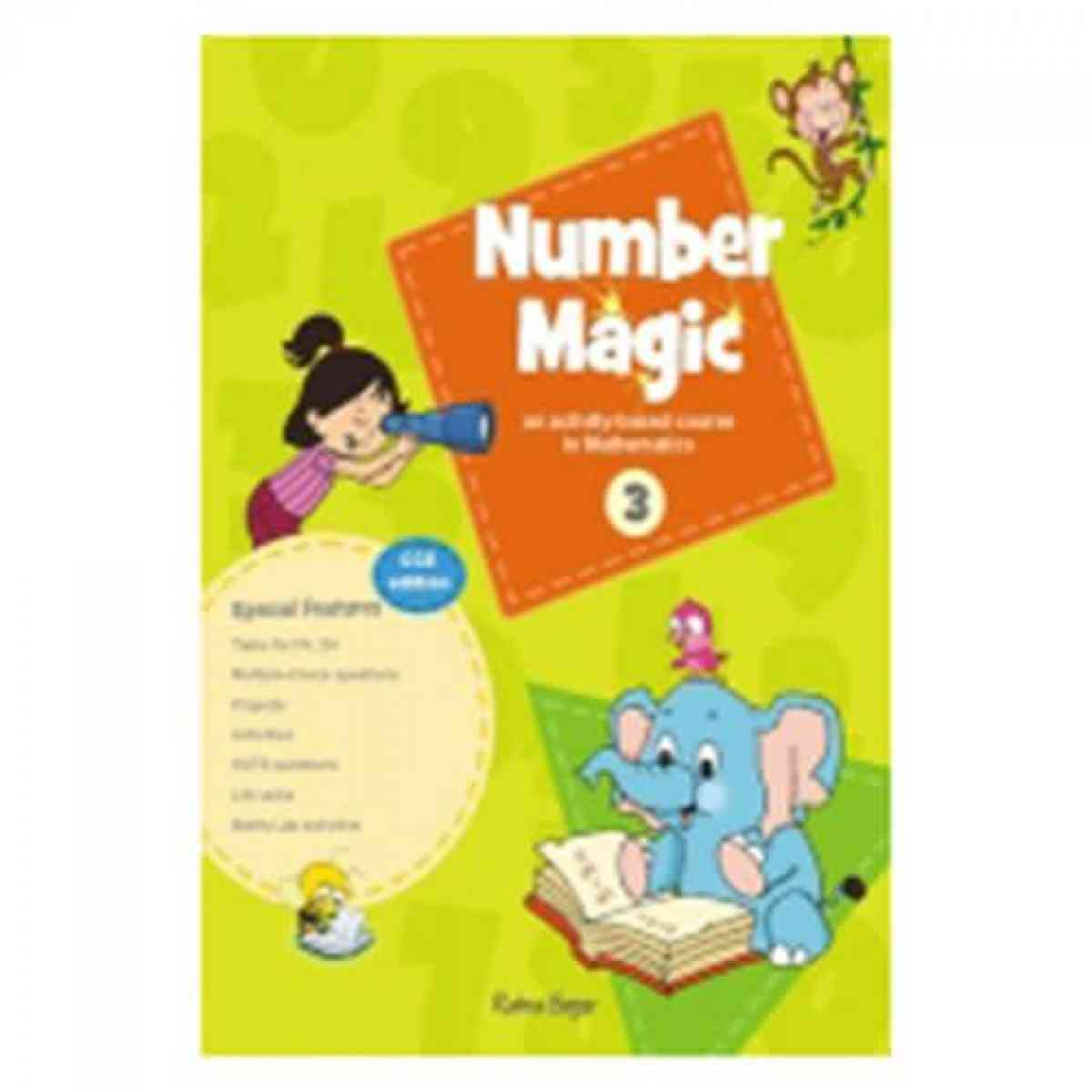 Paramount Number Magic: An Activity Based Course In Mathematics 3