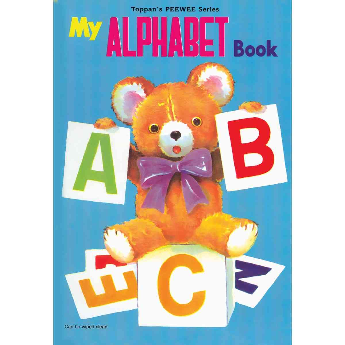 Paramount PW Series: My Alphabet Book Pl
