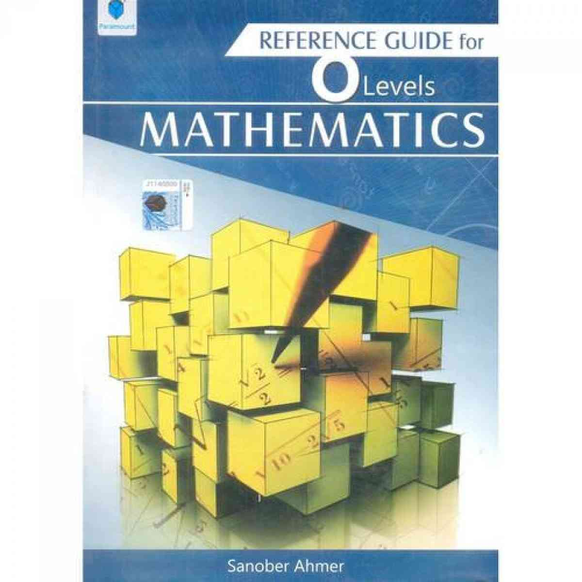 Paramount Reference Guide For O Levels Mathematics 2015