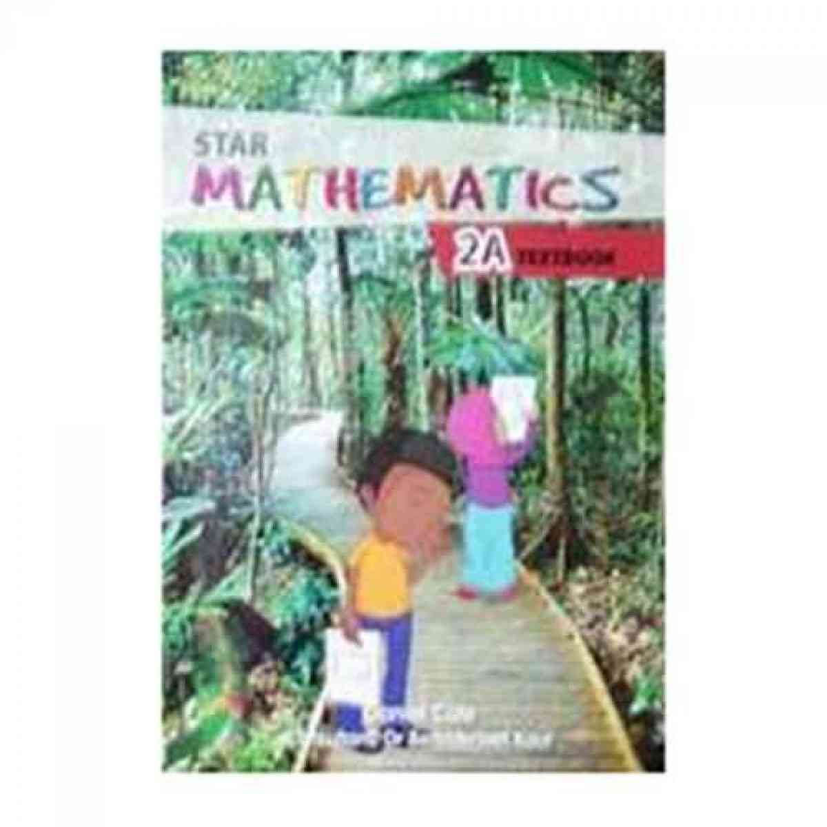 Paramount Star Mathematics: Textbook 2A Pb