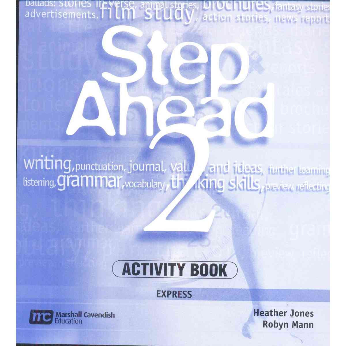 Paramount Step Ahead: Activity Book 2