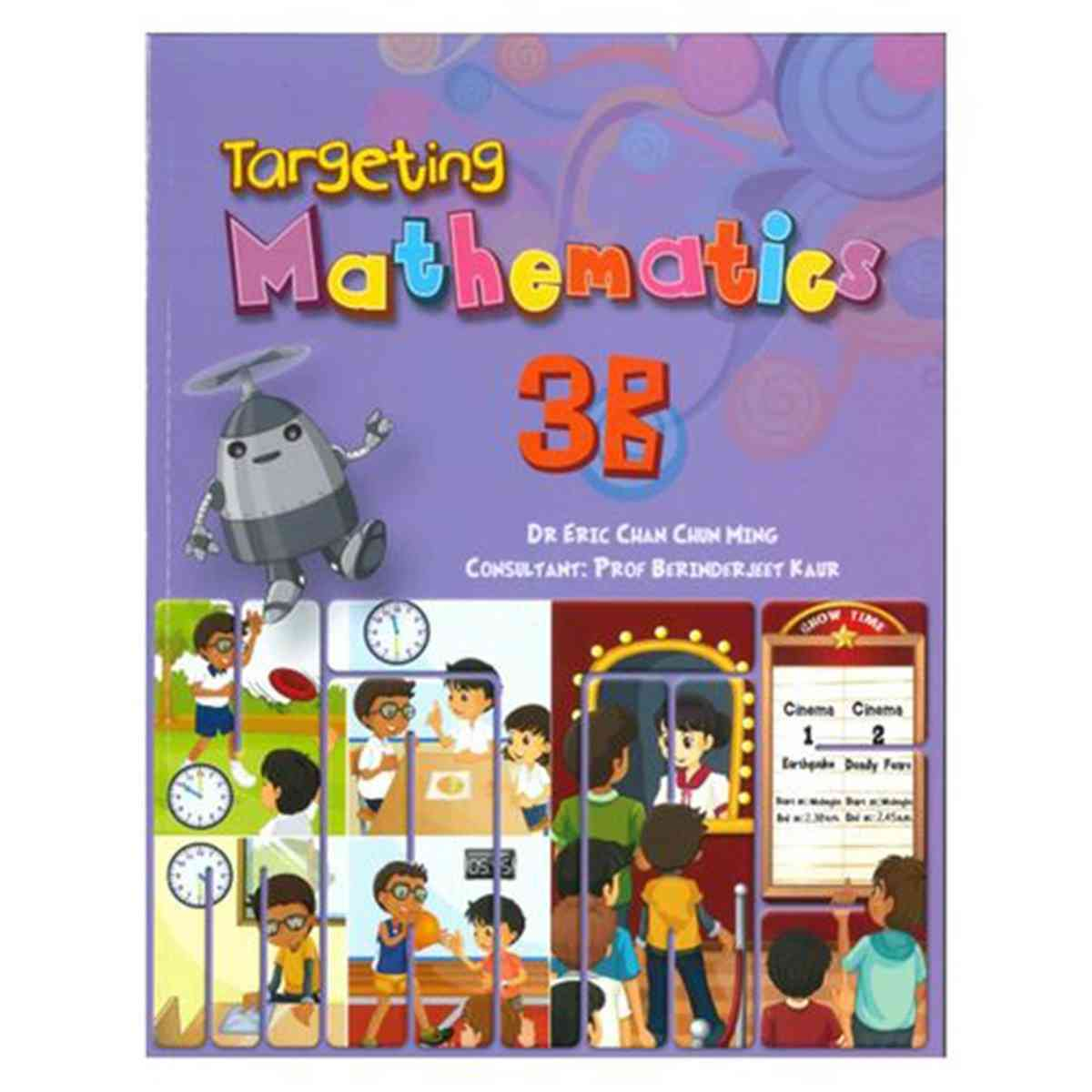 Paramount Targeting Mathematics Textbook 3B