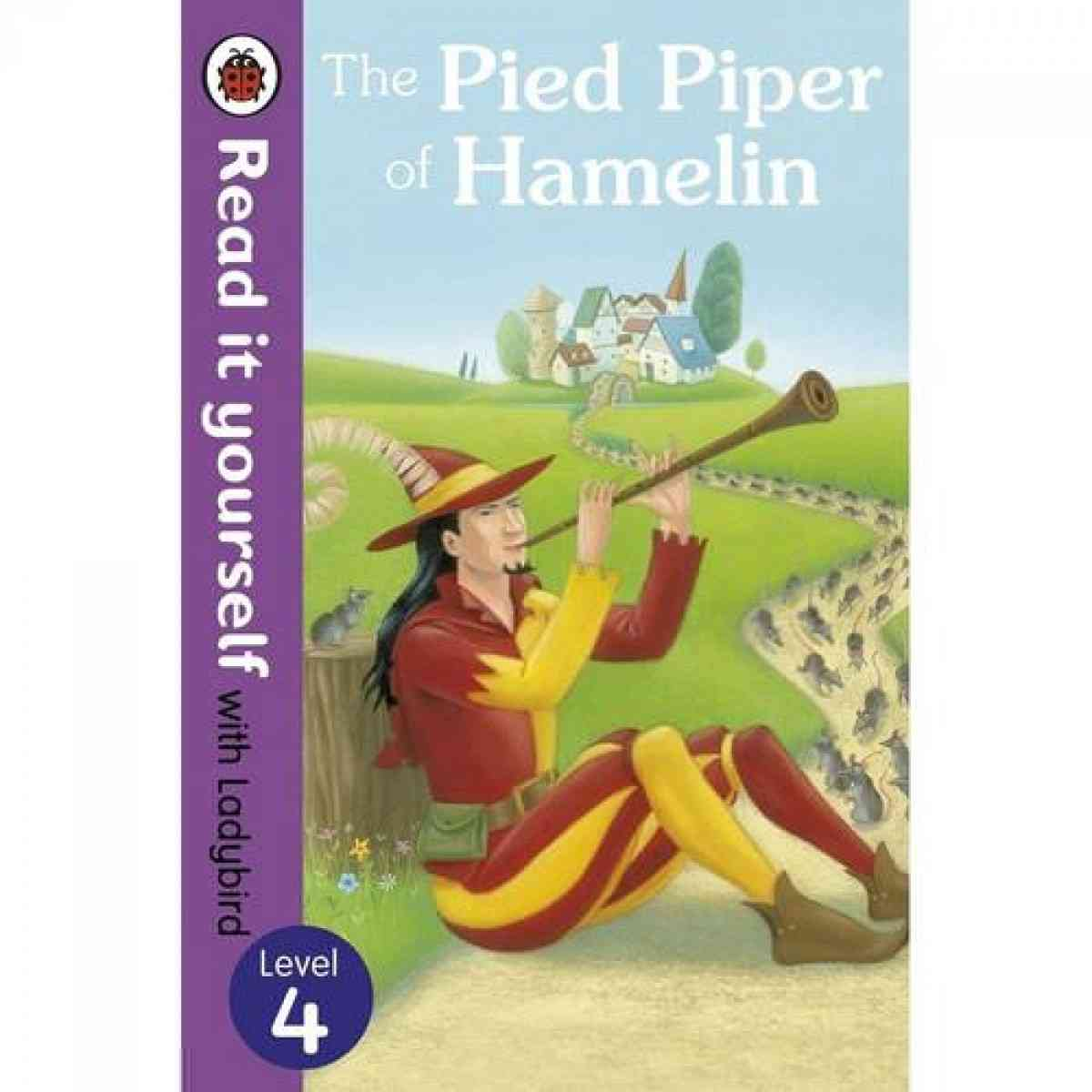 Pied Piper Of Hamelin Level 4