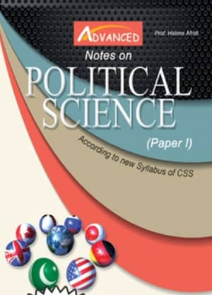 Political Science Paper 1 By Halima Afridi