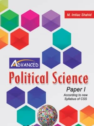 Political Science Paper 1 By M Imtiaz Shahid