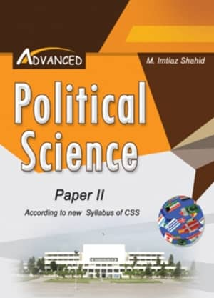 Political Science Paper 2 By M Imtiaz Shahid