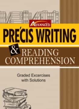 Precis Writing And Reading Comprehension