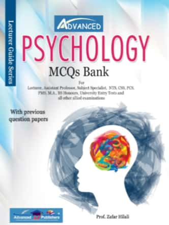 Psychology MCQS Bank