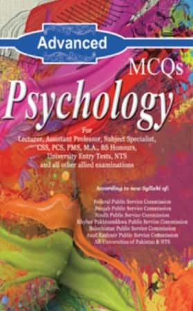 Psychology MCQS By Imtiaz Shahid