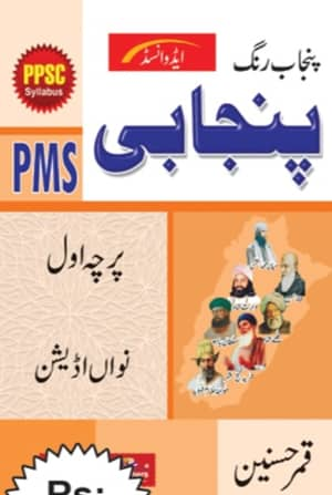 Punjabi Paper 1 For PMS By Qamar Hasnain