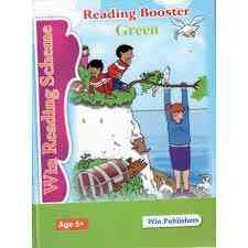 Reading Booster Green