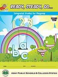 Ready Steady Go Integrated Studies For Playgroup 2nd Term