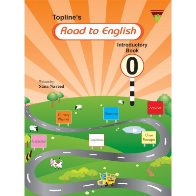 TOP LINE PUBLISHERS Road To English 0 For KG 2