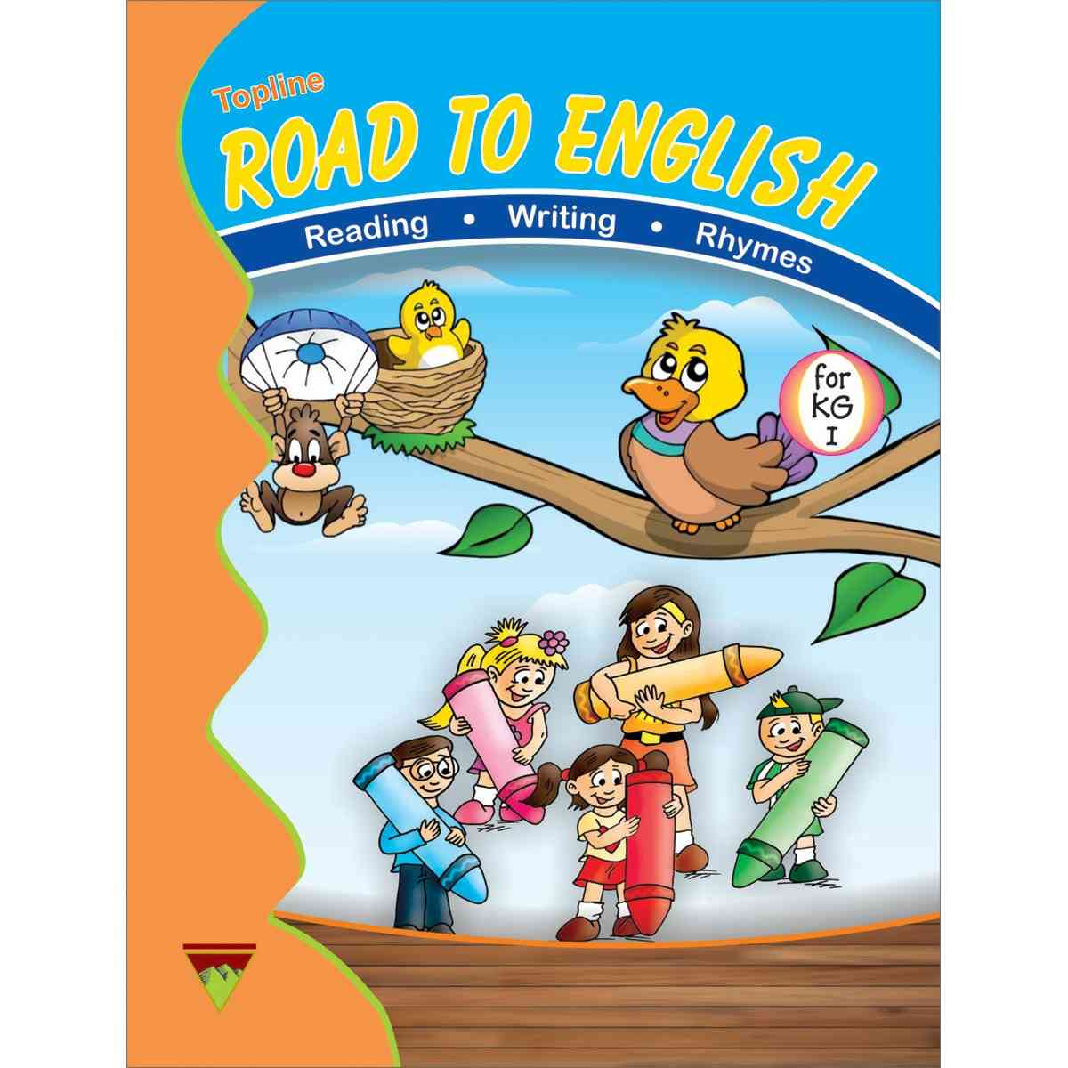 Road To English For KG 1