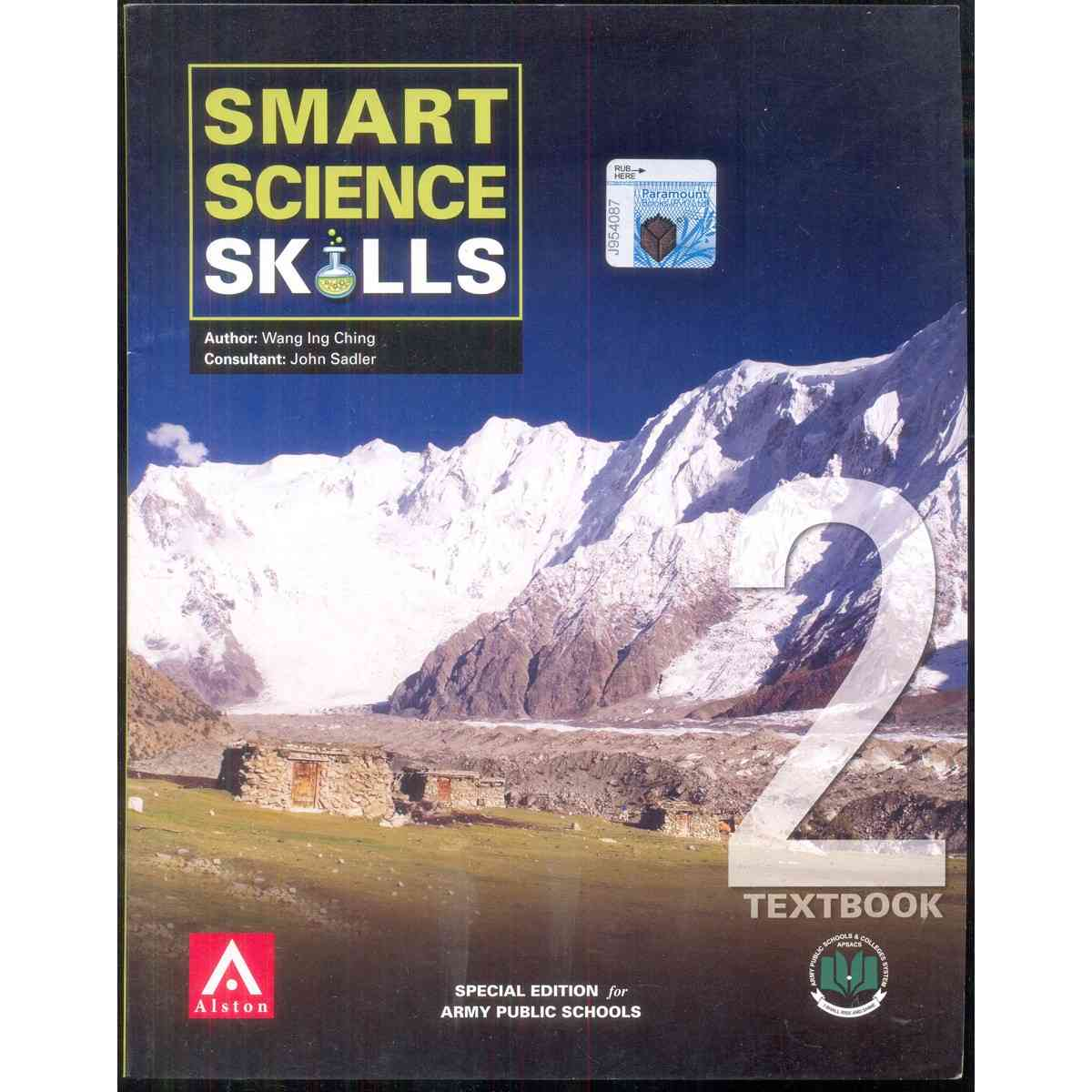 Smart Science Skills Textbook 2