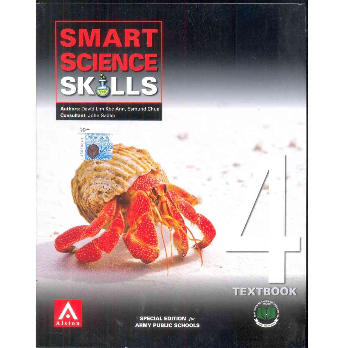 Smart Science Skills Textbook 4