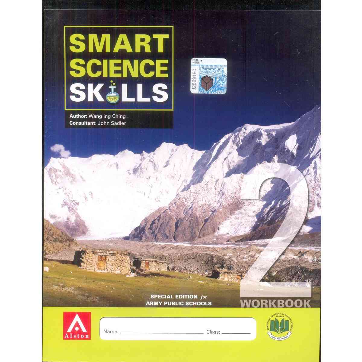 Smart Science Skills Workbook 2