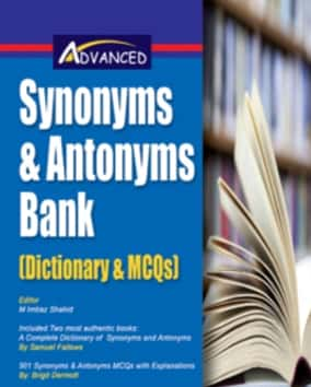 Synonyms And Antonym