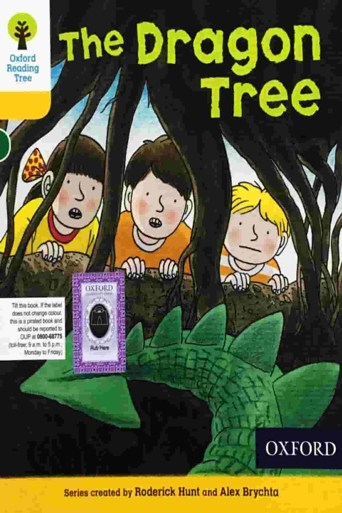 THE DRAGON TREE ORT STAGE 5 BOOK